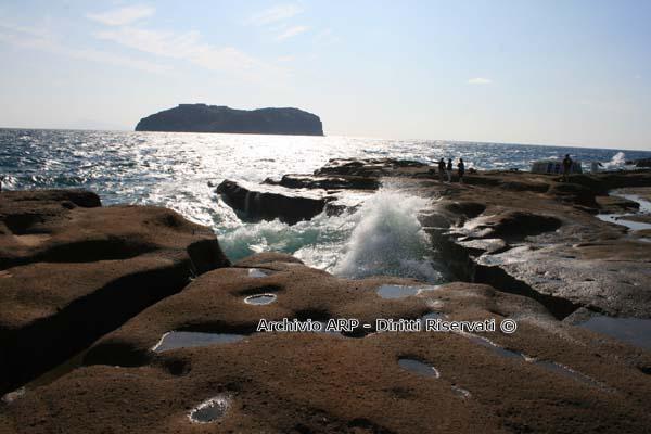 Il mare di Ventotene
