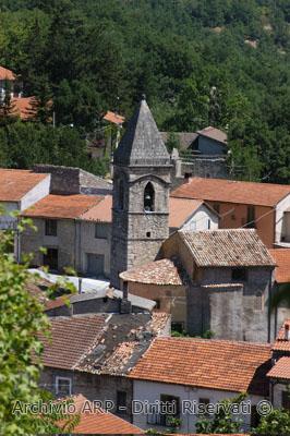 Chiesa di S. Pietro - Torano