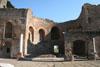 Ninfeo - Villa dei Quintili