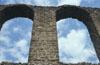 Arcate dell'acquedotto romano