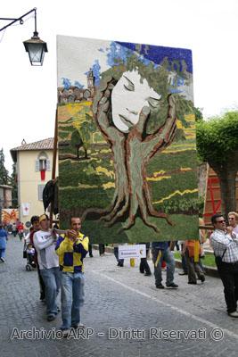 Festa dei Pugnaloni 2006 - Acquapendente