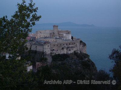 Il castello di Gaeta