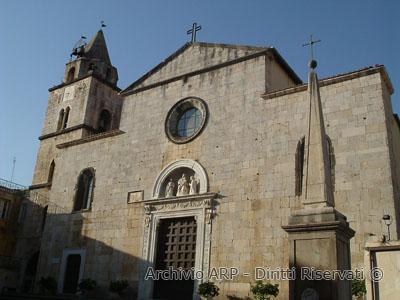 Chiesa di Santa Maria - Fondi