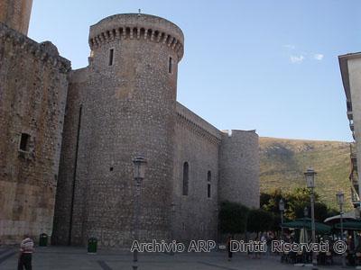 Il castello baronale - Fondi