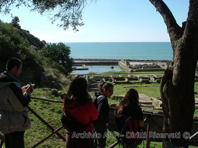 Villa Tiberio - natura in viaggio 2006