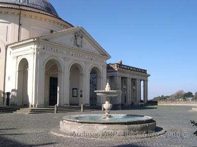 Collegiata di Santa Maria Assunta - Ariccia