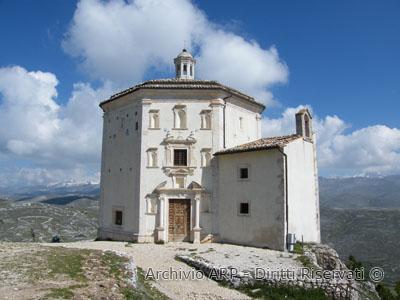 Santa Maria della Pietà - Rocca Calascio