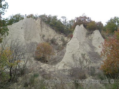 Roccia tufacea