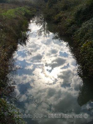 Il Cielo dipinto sull'acqua