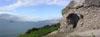 Ingresso della Cisterna Maggiore, Villa di Mamurra
