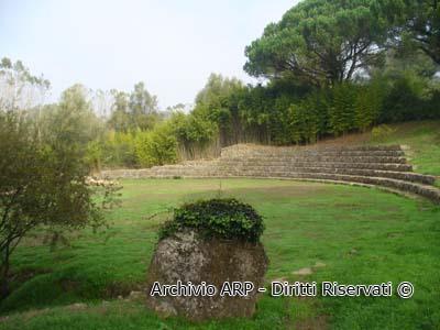 L'anfiteatro di Paliano